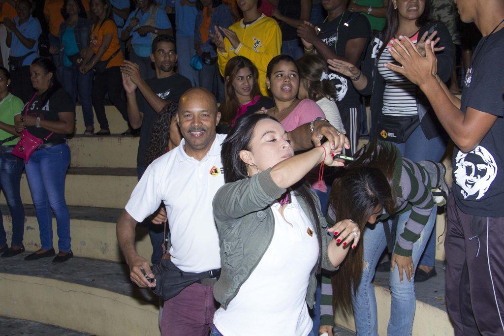 CONVIVENCIA DE EDUCADORES 2016